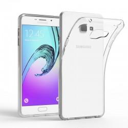 Silikonový kryt pro Samsung Galaxy A9 (2016) - průhledný