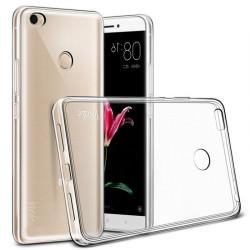 Silikonový kryt pro Xiaomi Mi Max - průhledný