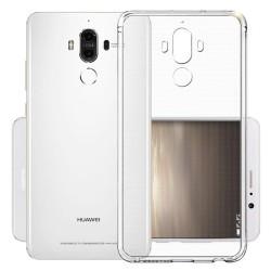Silikonový kryt pro Huawei Mate 9  - průhledný