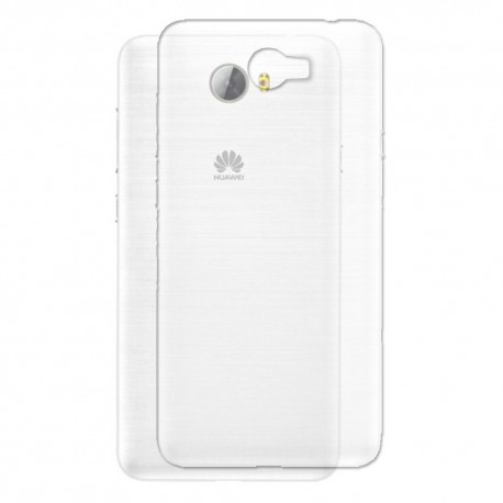 Silikonový kryt pro Huawei Y5 II - průhledný