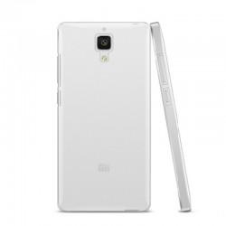 Silikonový kryt pro Xiaomi Mi4 - průhledný