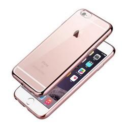 Silikonový kryt pro Apple iPhone 7 Plus - růžový