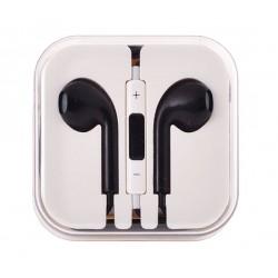 Sluchátka EarPods pro Apple iPhone/iPad-černá