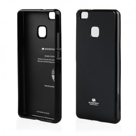 Pouzdro Goospery Mercury Jelly pro Huawei P9 Lite - černé