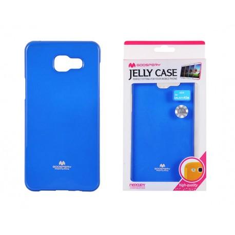 Pouzdro Goospery Mercury Jelly pro Samsung Galaxy A5 (2016) - modré