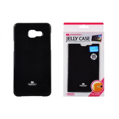 Pouzdro Goospery Mercury Jelly pro Samsung Galaxy A5 (2016) - černé