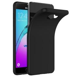 Silikonový kryt pro Samsung Galaxy A5 (2016) - černý