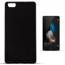 Silikonový kryt pro Huawei P8 Lite - černý