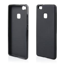 Silikonový kryt pro Huawei P9 Lite - černý