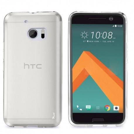 Silikonový kryt pro HTC 10 Lifestyle - průhledný