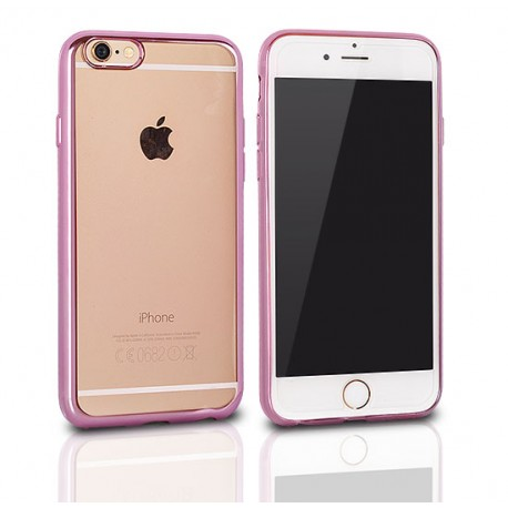 Silikonový kryt pro Samsung Galaxy S8 - růžový (ilustrační foto)