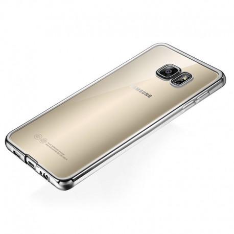 Silikonový kryt pro Samsung Galaxy S6 - šedý
