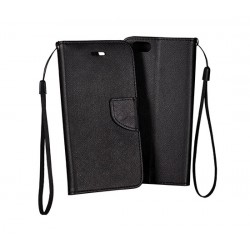 Fancy pouzdro pro Apple iPhone 4/4S - černý
