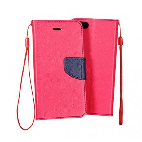 Fancy pouzdro pro Huawei P8 Lite - růžový