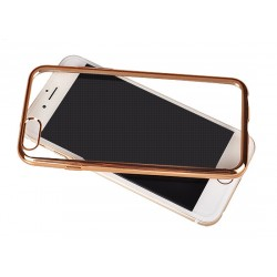 Silikonový kryt pro Samsung Galaxy J5 (2017) - zlatý