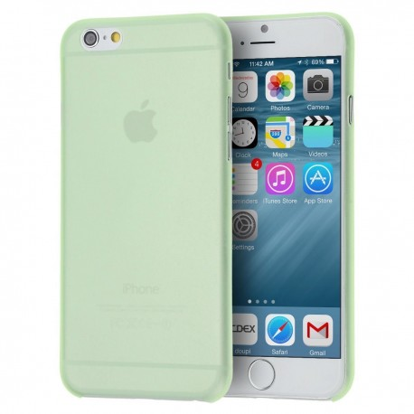 Ultratenký kryt Apple iPhone 6 / 6S zelený