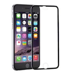3D Tvrzené sklo pro Apple iPhone 7/8 - černé