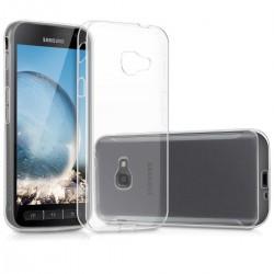 Silikonový kryt pro Samsung Galaxy Xcover 4 - průhledný