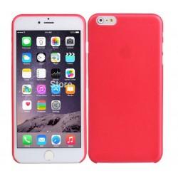 Ultratenký kryt Apple iPhone 6 / 6S červený