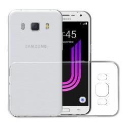 Silikonový kryt pro Samsung Galaxy J7 (2016) - průhledný