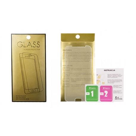 Tvrzené sklo Gold pro Apple iPhone X / Xs
