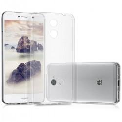 Silikonový kryt pro Huawei Y7 - průhledný