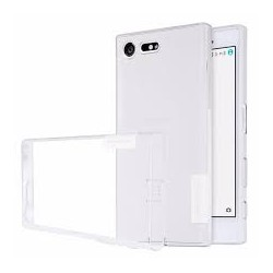 Silikonový kryt pro Sony Xperia X mini - průhledný