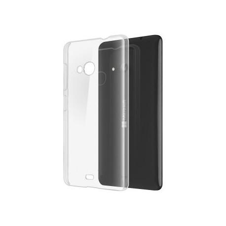 Silikonový kryt pro Microsoft Lumia 540 - průhledný
