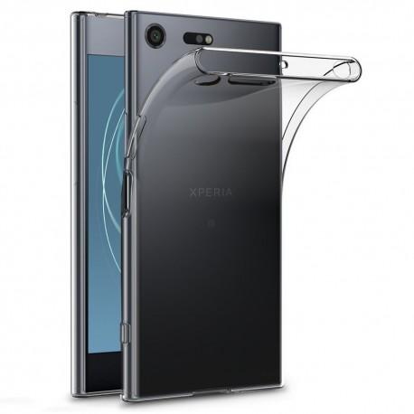 Silikonový kryt pro Sony Xperia XZ Premium - průhledný