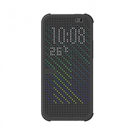 Pouzdro DOT VIEW HTC Desire 828 černé
