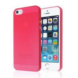 Kryt Apple iPhone 5/5S/SE červený