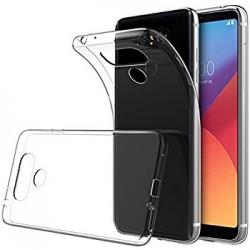 Silikonový kryt pro LG G6 - průhledný