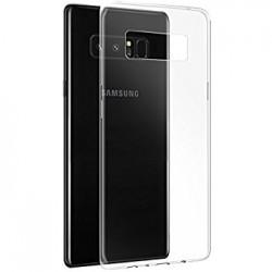 Silikonový kryt pro Samsung Galaxy Note 8 - průhledný