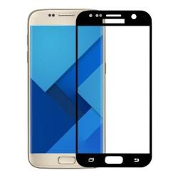 3D Tvrzené sklo pro Samsung Galaxy S7 - černé